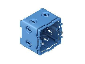 Kleinhuis Geräteeinbaudose KED65//0 Geräteeinbaukanal Geräteeinbaudose